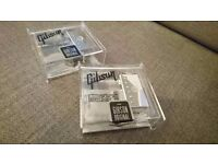 "Gibson ""Quick Connect"" Burstbucker Pro Treble humbucker pickups (Bridge)"
