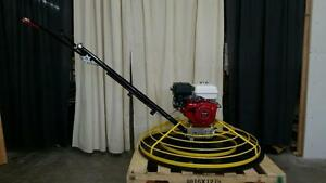 HOC - POWER TROWEL HONDA 24 36 46 INCH + FREE BLADES + FREE FLOAT PAN + 1 YEAR WARRANTY + FREE SHIPPING !!!
