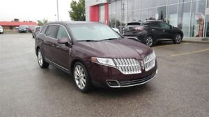 2011 Lincoln MKT Navigation,Leather,Htd seats,DVD player