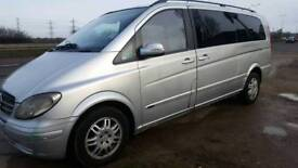 Mercedes viano for parts 2006 2.2diesel