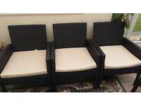 Brand New Garden/Conservatory furniture set