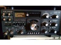 Yaesu ft-902dm HF valve transceiver + extras