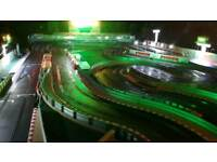 Scalextric Digital Hire For Parties Weddings and Corporate Events