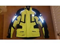 Hein Gericke SHELTEX Motorcycle Jacket Medium - As New