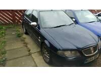 Rover 45 diesel BMW engine