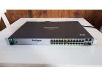 HP Pro Curve Switch 2610-24-PWR J9087A