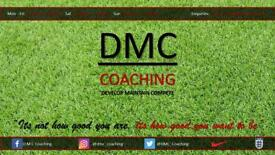 DMC Coaching- Football coaching for boys and girls, aged 4-12 years.