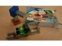 Lego Duplo set 5556 Percy from Thomas the Tank Engine