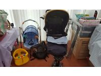 Mothercare 3 Wheeler Pushchair & More