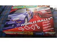 Scalextric Start World Rally Set
