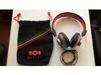 HOUSE OF MARLEY Positive Vibrations Sun On ear headphones