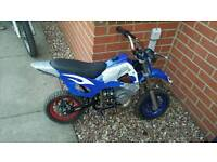 50cc mini moto dirt bike