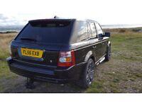 Range Rover Sports; 2.7 TDV6 HSE 5d Auto; 92k miles; 2006/56; Very reluctant sale: