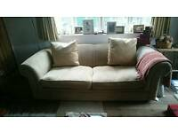 3 seater sofa - Beige