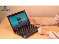 Lenovo Thinkpad x100e - AMD 1.6Ghz 4Gb 256GB SSD Win7 64bit Wifi laptop WEBCAM SALE ON
