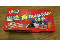 Uno Rummy Up fun family game