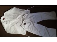 2 Judo or Ju Jitsu Gi's. As new, Excellent condition