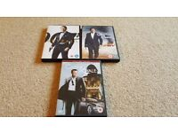 DVD's James Bond