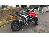 Ducati Hyperstrada 821CC 2014