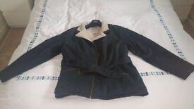 M & S Indigo Jacket