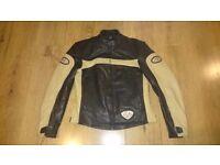 Ladies Richa Indiana motorcycle leather jacket
