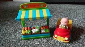 Happyland greengrocers