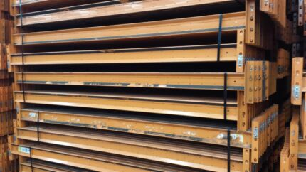 GENUINE DEXION PALLET RACKING BEAMS Chipping Norton Liverpool Area Preview
