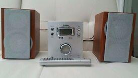 DAB radio digital radio with cd player