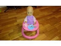 Girls toys Doll and Walker Diner collection from Leeds LS10