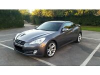 Hynday Genesis Coupe 2.0 Turbo