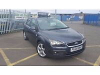 2008 FORD FOCUS CLIMATE 1.6 TDCI FULL MOT PX WELCOME 3 MONTH WARRANTY