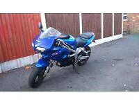 Sv650s £750 swaps or sl