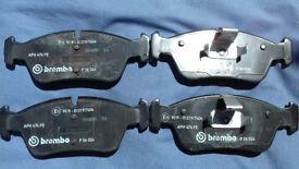 Genuine BREMBO Front Disc Brake Pads BMW 3 Series/Z3/Z4 - P06024