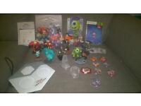Disney Infinity Joblot for X Box 360
