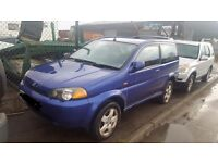 Honda Hrv 1.6 - Breaking For Spares