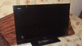 Sony Bravia 32 inch LCD Digital Television with HDMI and Freeview.