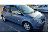 renault scenic swap for automatic