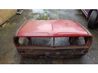 Classic mini clubman front, very good condition, ideal to restore front of car