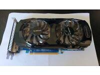 Graphic Card Gigabyte GeForce GTX 560 Ti 1 GB GDDR5 PCI