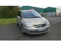 2004 CITROEN C8 SX HDI 7 SEATER PEOPLE CARRIER