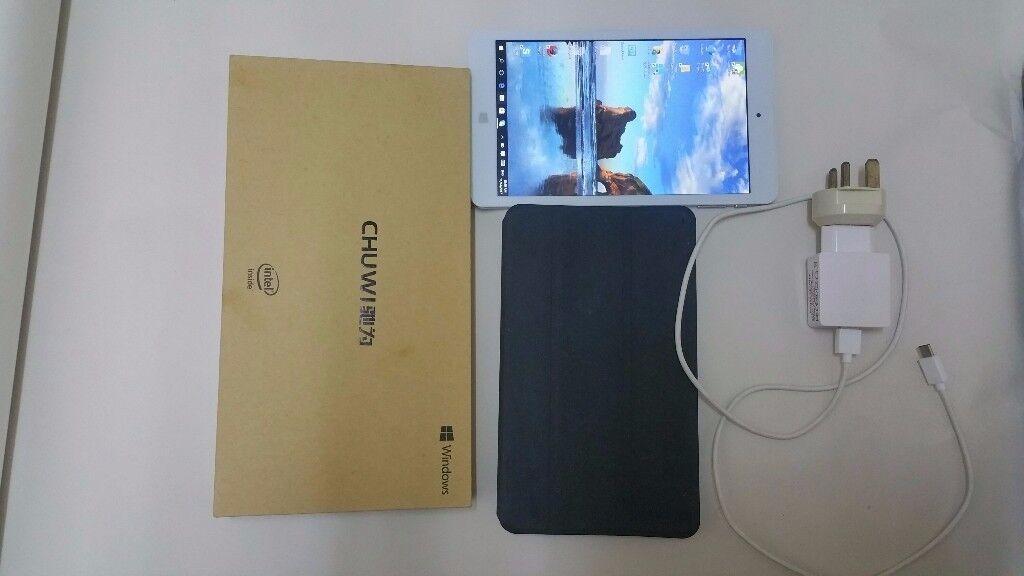 CHUWI Hi 8 pro Windows plus Android Tablet