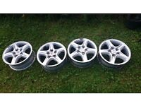 """16"""" inches alloy wheels"""