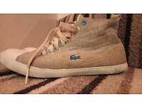 Lacoste trainers,,