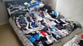 Boys clothes 2-5 years