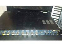 Korg SDD-1000 Digital Delay Unit vintage rack