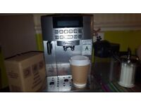 De'Longhi ECAM 22. 360. S Fully Automatic Bean to Cup Coffee Machine