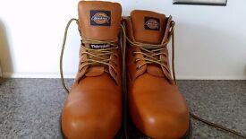 Dickies Steel Toecaps Boots