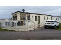 TRECCO BAY PORTHCAWL LUXERY 8 BERTH CARAVAN FOR RENT