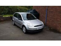 Ford Fiesta Finesse 5dr Silver