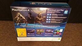 Sony PS4 1TB Brand New (Sealed)